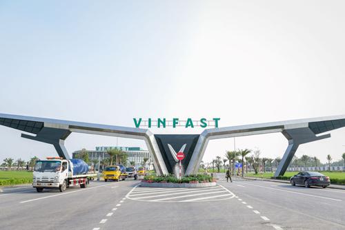 Xe buýt điện sẽ do VinFast sản xuất.