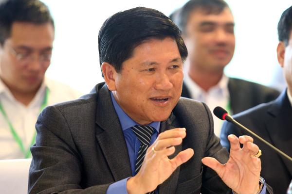 Ông Lê Văn Sử, Phó Chủ tịch UBND tỉnh Cà Mau.