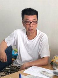 Chiu Hao Cheng cầm đầu đường dây đánh bạc qua mạng.