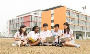 Học phí lớp 6 và 10 nhiều trường quốc tế ở Hà Nội