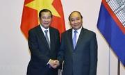 Thủ tướng Campuchia sang dự quốc tang nguyên Chủ tịch nước Lê Đức Anh
