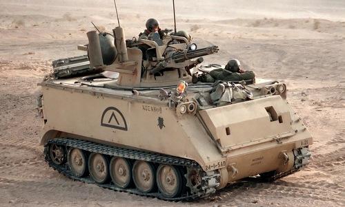 Hệ thống M163 mà lục quân Mỹ kỳ vọng sẽ được M247 thay thế. Ảnh: Wikipedia.