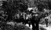 Bộ đội mở đường Trường Sơn trong chiến tranh