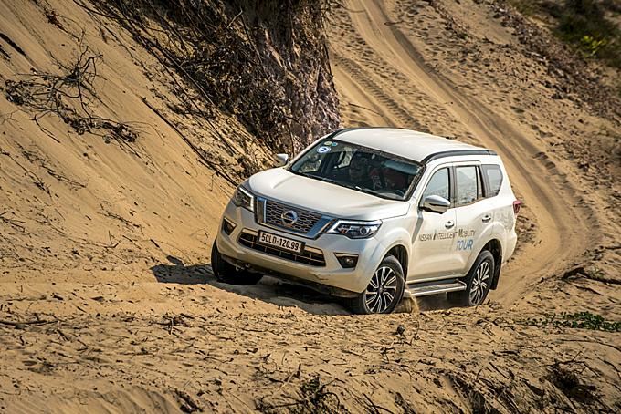 Mẫu xe của Nissan cần thêm thời gian để tiếp cận khách hàng Việt.