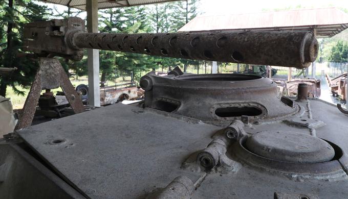 Những xe tăng bại trận trong chiến dịch Điện Biên Phủ