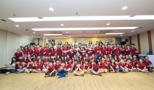 Cuộc thi dành cho các học viên SuperKids và Young Explorers 1 - 4.