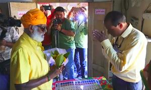 Ấn Độ mở điểm bỏ phiếu giữa rừng cho một cử tri duy nhất