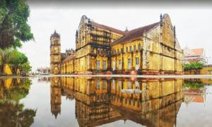 Cục Di sản văn hóa đề nghị tìm giải pháp tu bổ nhà thờ Bùi Chu