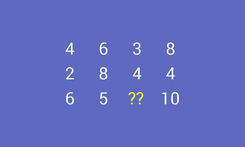Thử tài giải năm câu đố tìm số - 3