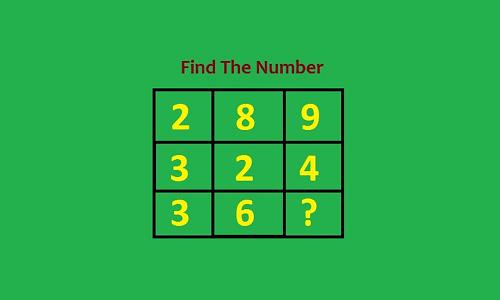 Thử tài giải năm câu đố tìm số - 4