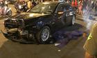 BMW tông loạt xe ỠSài Gòn: Cần phạt tù những tài xế say rượu