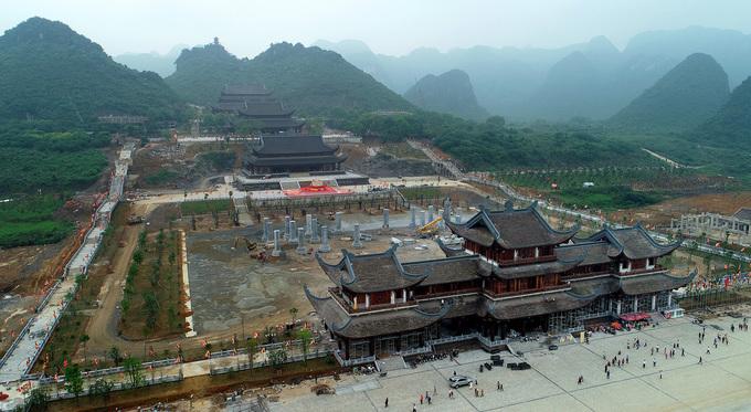Trung tâm hội nghị quốc tế phục vụ đại lễ Phật đản