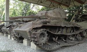 10 xe tăng Pháp bị đánh bại trong chiến dịch Điện Biên Phủ