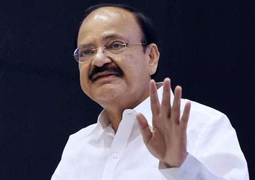 Phó tổng thống Ấn Độ Naidu. Ảnh: Tehelka.