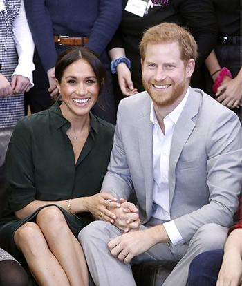 Con trai của Harry và Meghan có thể mang quốc tịch Mỹ