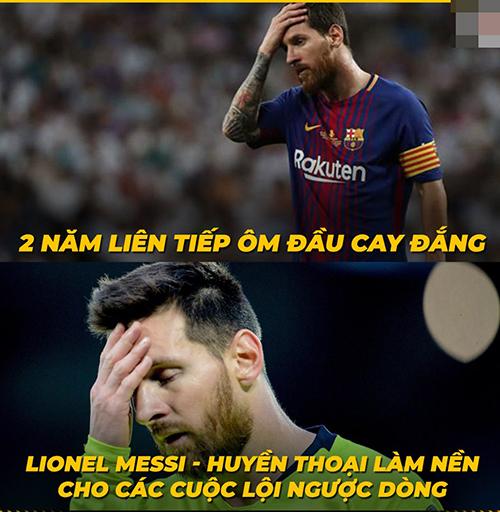 Barca thất bại 4-0 trước Liverpool rạng sáng 8/5Việc Liverpool lội ngược dòng ngoạn mục thắng barca 4-0Trận bán kết lượt điChampions League, Messi tỏa sáng