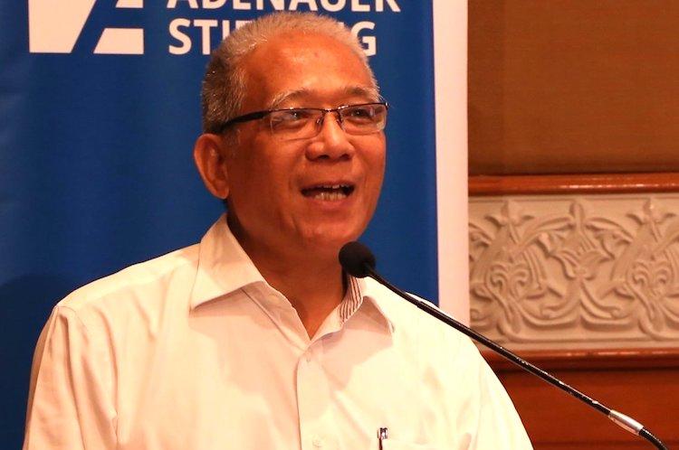 Ông Đỗ Văn Đạo, phó giám đốc Sở Nội vụ thành phố Hồ Chí Minh. Ảnh: Hoàng Thuỳ