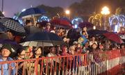 Hàng nghìn người đội mưa dự lễ kỷ niệm 990 năm Thanh Hóa