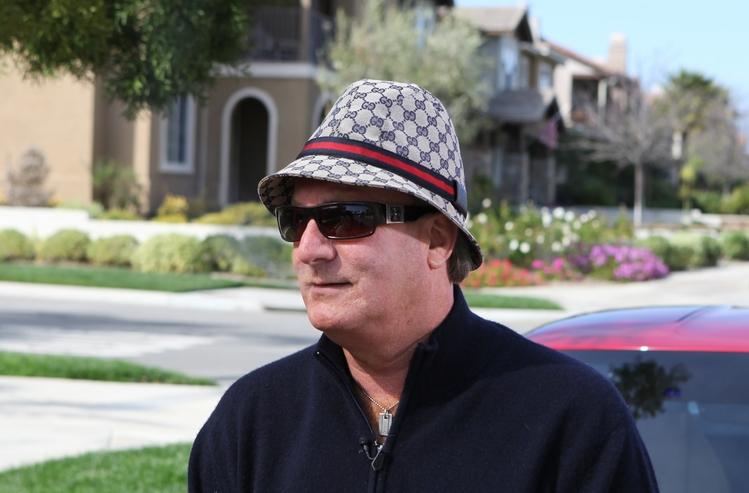 Mark Johnston khẳng định mình say từ trước khi tới sòng bạc.