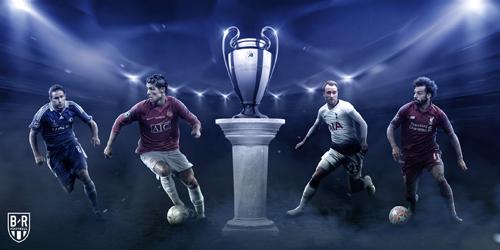 Sau đếm Moscow, Ngoại hạng Anh lại biến Cup C1 thành sân chơi của riêng mình.