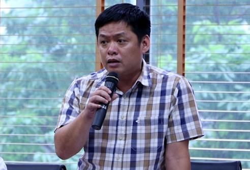 Vụ phó Công chức Viên chức Nguyễn Tư Long. Ảnh: HT