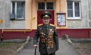 Cựu binh 100 tuổi chứng kiến Duyệt binh Chiến thắng ở Quảng trường Đỏ