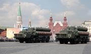 Xe tăng, tên lửa Nga dàn hàng tập luyện cho Duyệt binh Chiến thắng