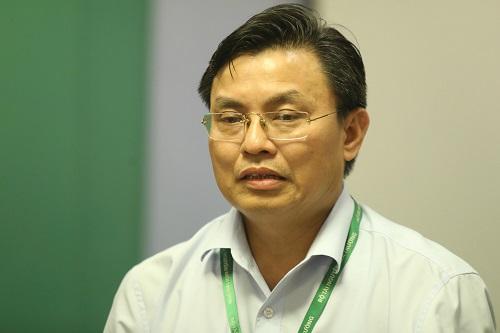 Ông Hoàng Văn Thức, Phó Tổng Cục trưởng Tổng Cục môi trường. Ảnh: Gia Chính