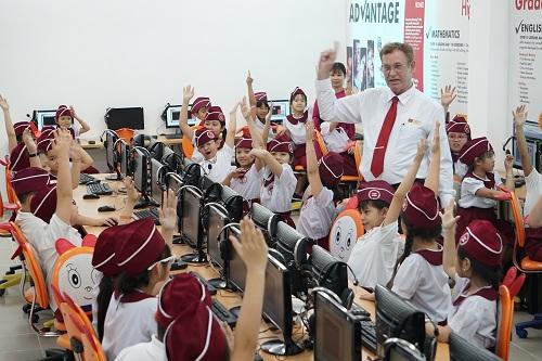 Môi trường học tập quốc tế tiên tiến, hiện đại là một trong những điều kiện then chốt giúp học sinh Asian School phát triển toàn diện cả về kiến thức lẫn nhân cách.