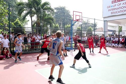 Asian School thu hút học sinhđến từ nhiều quốc gia và các vùng lãnh thổ.