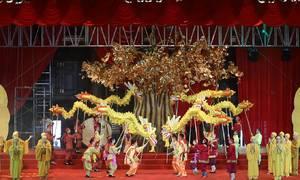 Chùa Tam Chúc chuẩn bị đón 20.000 khách dự đại lễ Phật Đản