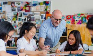 Học phí nửa tỷ đồng vào lớp 6 và 10 trường quốc tế ở Sài Gòn