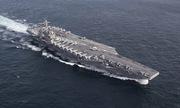 Đô đốc Mỹ sẵn sàng điều tàu sân bay tới sát bờ biển Iran
