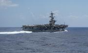 Tư lệnh hải quân Iran yêu cầu tàu chiến Mỹ rời khỏi vịnh Ba Tư