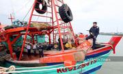 Malaysia bắt 29 ngư dân cùng hai tàu cá Việt Nam