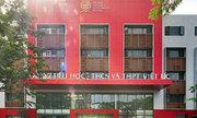 Suất ăn trưa của học sinh trường Quốc tế Việt Úc có giòi