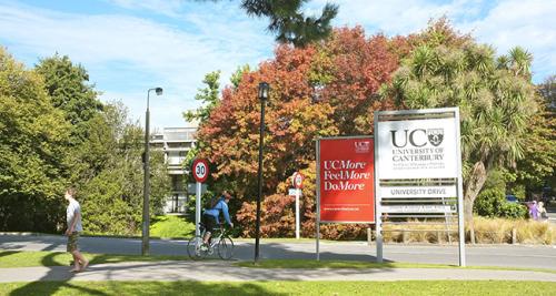 Đại học Canterbury - Top 1% thế giới (QS Rankings 2019), cũng là trường đại học đầu tiên ở New Zealand nhận được xếp hạng 5 sao về chất lượng đào tạo