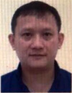 Bị can Bùi Quang Huy. Ảnh: Bộ Công an