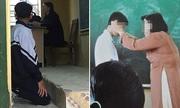 Äánh tay, vÃo tai là trái luật, giáo viên làm gì Äá» phạt há»c sinh hÆ°?