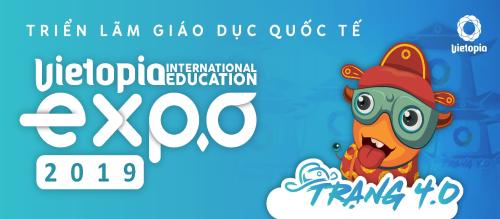 Sân chơi hè cho trẻ tại Tuần lễ Giáo dục Quốc tế Vietopia - 3