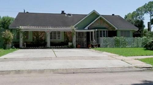 Nhà của Ashley Yen Nguyen ở tây nam thành phố Houston, bang Texas. Ảnh: GM