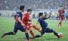 Viá»t Nam thắng Thái Lan 4 bàn - Äậm nhÆ°ng chÆ°a ngá»t