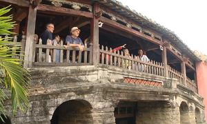 Hội An chỉ cho 20 khách qua Chùa Cầu mỗi lượt