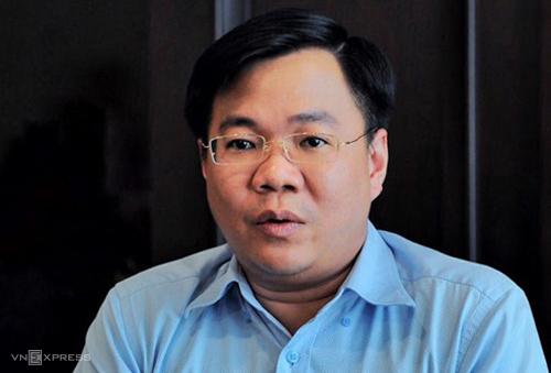Ông Tề Trí Dũng phát biểu tại một cuộc họp vào năm 2017. Ảnh: Hữu Khoa.