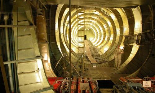 Không gian trong khoang đuôi máy bay. Ảnh: Wikipedia.