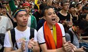 Đài Loan trở thành nơi đầu tiên tại châu Á hợp pháp hóa hôn nhân đồng giới