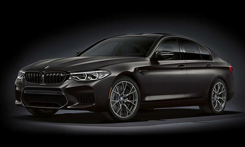 BMW M5 Edition 2020, bản mừng sinh nhật 35 năm giá 129.000 USD.