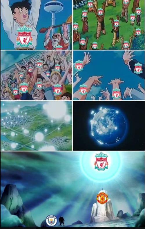 Fan Liverpool lúc này đều mong Man Utd chiến thắng Man City.