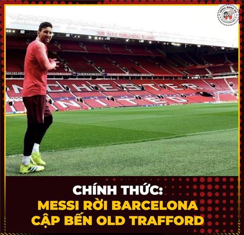 Đến Old Trafford để bán hành cho đội chủ nhà.