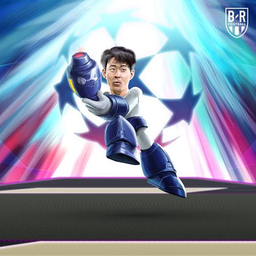 Son Heung-min là nỗi khiếp sợ của hàng thủ Man City.